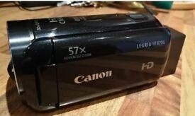 Canon legria hf 706