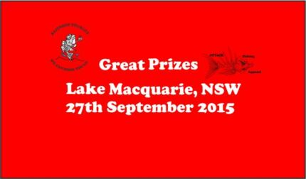 BST Big Flathead Challenge Lake Mac Quarie 27th September Toukley Wyong Area Preview