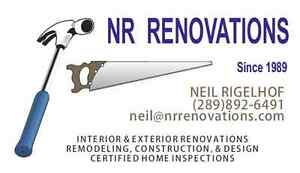 Professional home/business renovations by Neil Windsor Region Ontario image 1