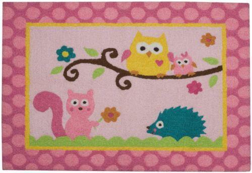 Pink Nursery Rug Ebay