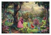 Thomas Kinkade Disney Prints