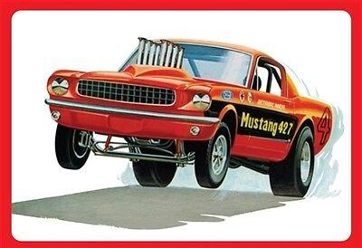 AMT [AMT] 1:25 1965 Ford Mustang Funny Car Model Kit AMT888