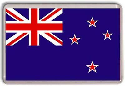 New Zealand Flag Fridge Magnet