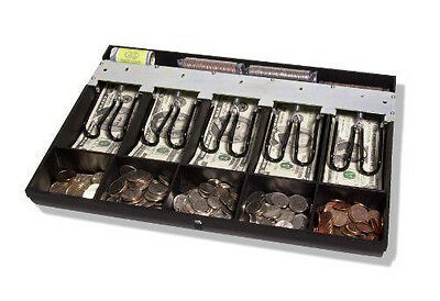 Apg Cash Drawer Fixed Till Assembly Coin Roll Storage Insert Money Change Coin