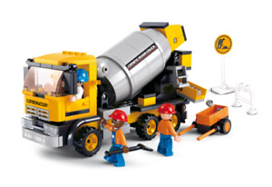 Sluban B0550 Cement Mixer