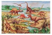 Melissa and Doug Dinosaur Puzzle