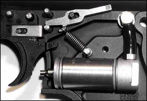 Tippmann Custom 98, Pro Response Trigger Kit