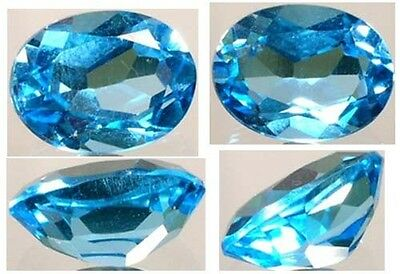 Antique 19thC 1½ct Topaz Ancient Greek Persian Magic Gemstone