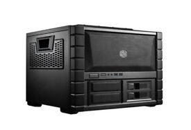 Coolermaster HAF XB PC case / testben