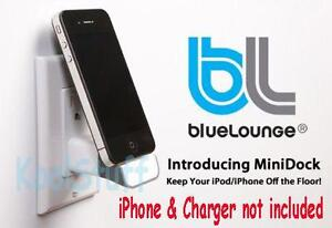 BlueLounge 30 Pin MiniDock for Apple iPhone iPod