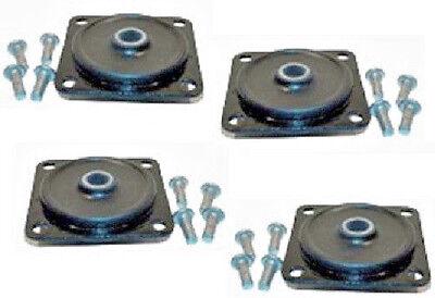 Radiator Mounting Pads John Deere M Mi Mc Mt 40 320 330 420 430 435 440 350 450