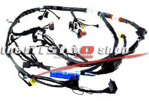 on 300zx Alternator Harness