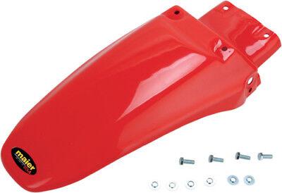 Maier MFG Rear Fender Plastic for Honda XR 100 Red 13503-12 1403-0097 MM1350312