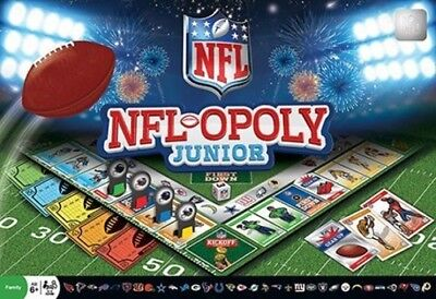 MasterPieces NFL-Opoly Junior
