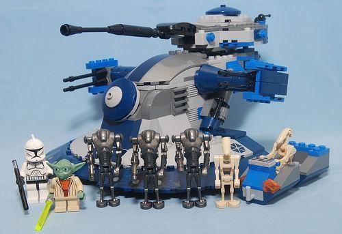 Lego Star Wars Aat Ebay