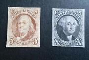 US Stamp Scott 1