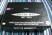 Doctor Who DVD David Tennant