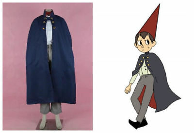 Over the Garden Wall Wirt Cosplay Costume Halloween Carnival Movie Costume 00
