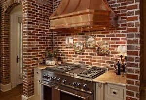 Euro Brick Veneer, Antique Veneer, Reclaimed Brick,