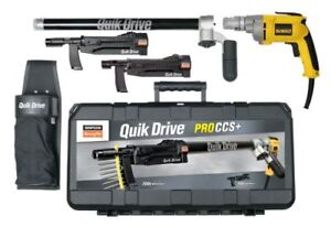 *NEW* Quik Drive® PROCCS+ Multipurpose Combo System OBO