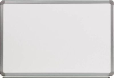 New 6 W X 4 H Porcelain Magnetic Whiteboard Marker Board Dry Erase With Tray