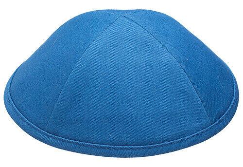 Blue Kippah - Jewish Kipa
