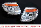 Clear HID Headlights