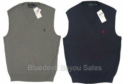 Polo Ralph Lauren Men's Sweater Vest