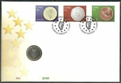 Philatelic-Numismatic Covers