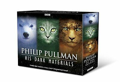 His Dark Materials Trilogy (Box Set): Three BBC R... by Pullman, Philip CD-Audio for sale  Shipping to India