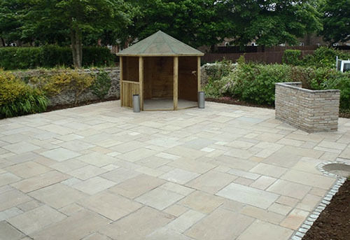 Indian Sandstone Paving Ideas