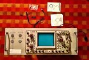 Oscilloscope 100MHz