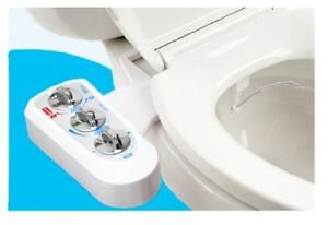 Quality Hot and Cold Toilet Bidet - Installation Included! - GTA