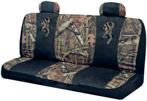 Mossy Oak Bench Seat Cover Ebay