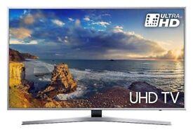 SAMSUNG 49 KU6100 6 Series Curved UHD HDR Ready Smart TV