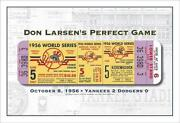 Perfect Game Ticket