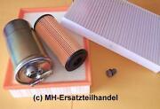 Filterset Audi