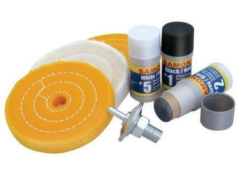 Buffing Polishing Wheels Ebay