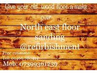 North east wood floor sanding @ refurbishment LTD.