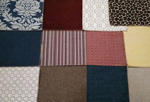 Fabric Pieces for Sewing Crafts