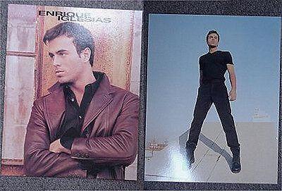 ENRIQUE IGLESIAS! VIVIR 1997 TOUR BOOK NEW RARE MINT!!