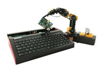 FUZE powered by Raspberry Pi - Includes Robotic Arm, Project Work Book and more