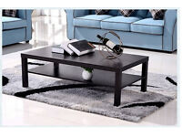 Modern Exclusive Wooden Centre Coffee Living Room Table with an under shelf