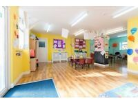 FANTASTIC DAY NURSERY FOR SALE. Quick sale