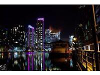 Stylish one bedroom flat Superb modern dockside development **Pan Peninsula West, Canary Wharf**