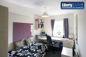 Liberty Park CARDIFF, En-suit room available to full time Students, 3/4 bed and bathroom