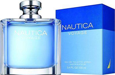 Nautica Voyage Mens Cologne  3.4 fl oz New in Box