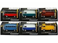 Cararama 1:72 Volkswagen Beetle Assortment 6 Piece Diecast Car Set 711ND-021A