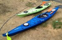 His and Hers Kayaks