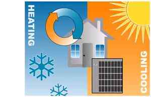 Furnace & Air Conditioner installations.